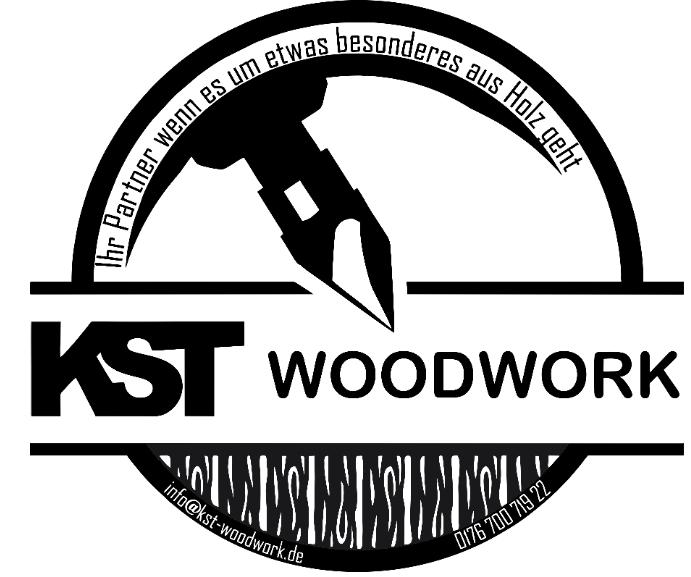 KST Woodwork - besondere Ideen aus Holz-Logo
