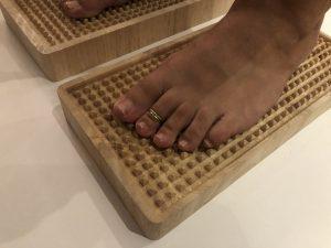 Fußreflex Board